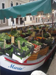 Venice Veggie Boat