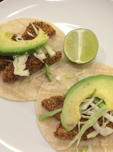 Pan-Roasted Fish Tacos