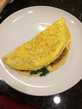 dinks-omelette