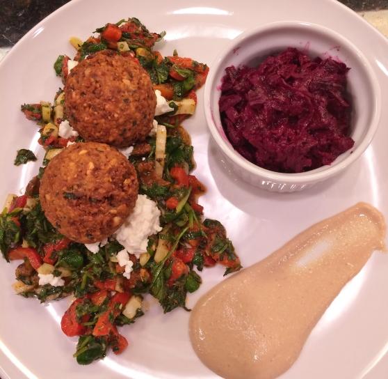 falafel plate 2